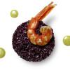 Costardi Bros / Riso Venere con gamberi rossi e salsa al curry