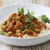 #FoodRevolution: Agnello al Curry di ceci con Riso Basmati (Jamie Oliver)