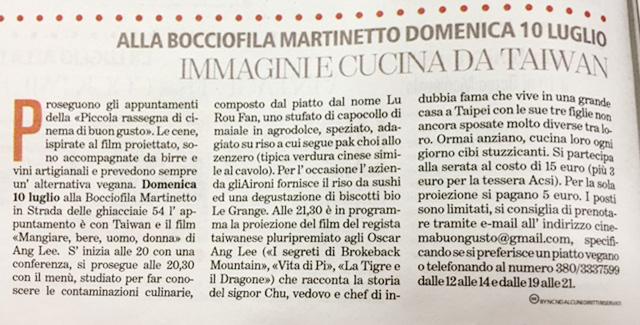 TorinoSette_piccolarassegna